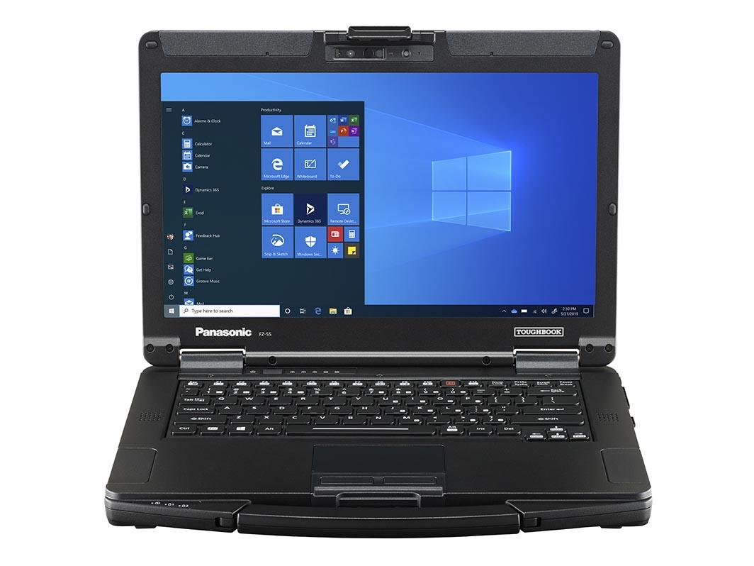 Notebook Panasonic Toughbook 55