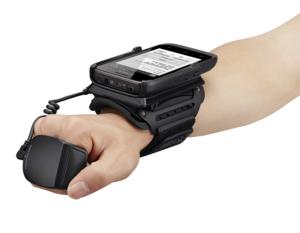 O EF401 possui capacidade de se tornar wearables