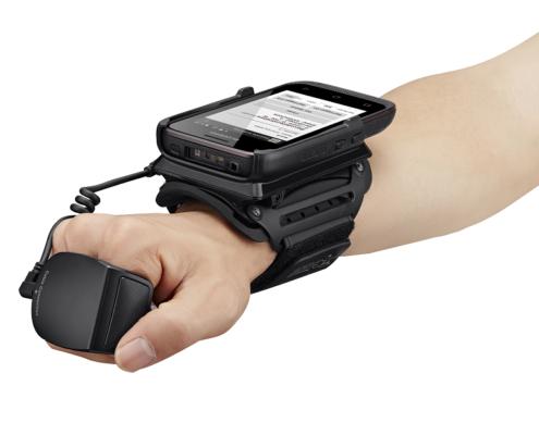 O EF401 faz parte da tendência dos dispositivo vestíveis